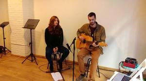 Videoclip Arantxa y Jan en Espai Coriveu