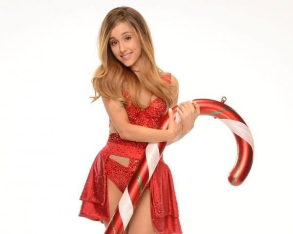 Ariana Grande, canciones de Navidad, Christmas songs