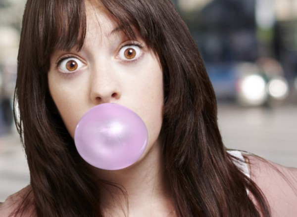 chewing-gum - 732 x 536