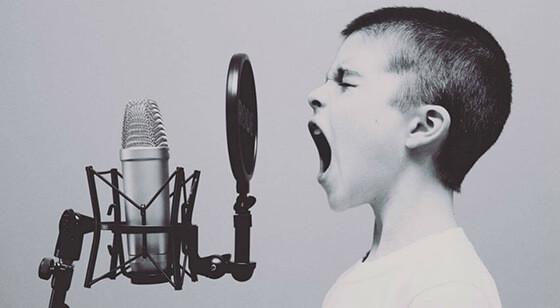 ¿Puedo aprender a cantar?