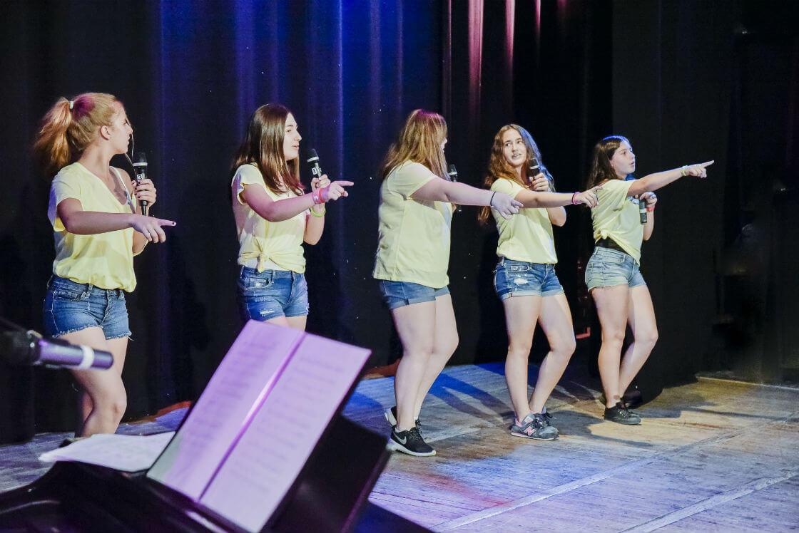Clases de canto para adolescentes en Barcelona