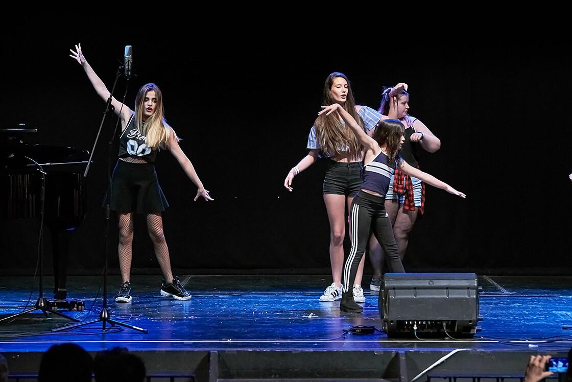 Glee Club canto a cappella