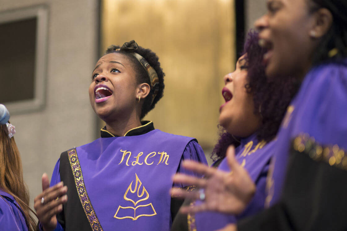 Gospel taller de canto