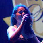 Profesora de canto Lisbeth Ortega