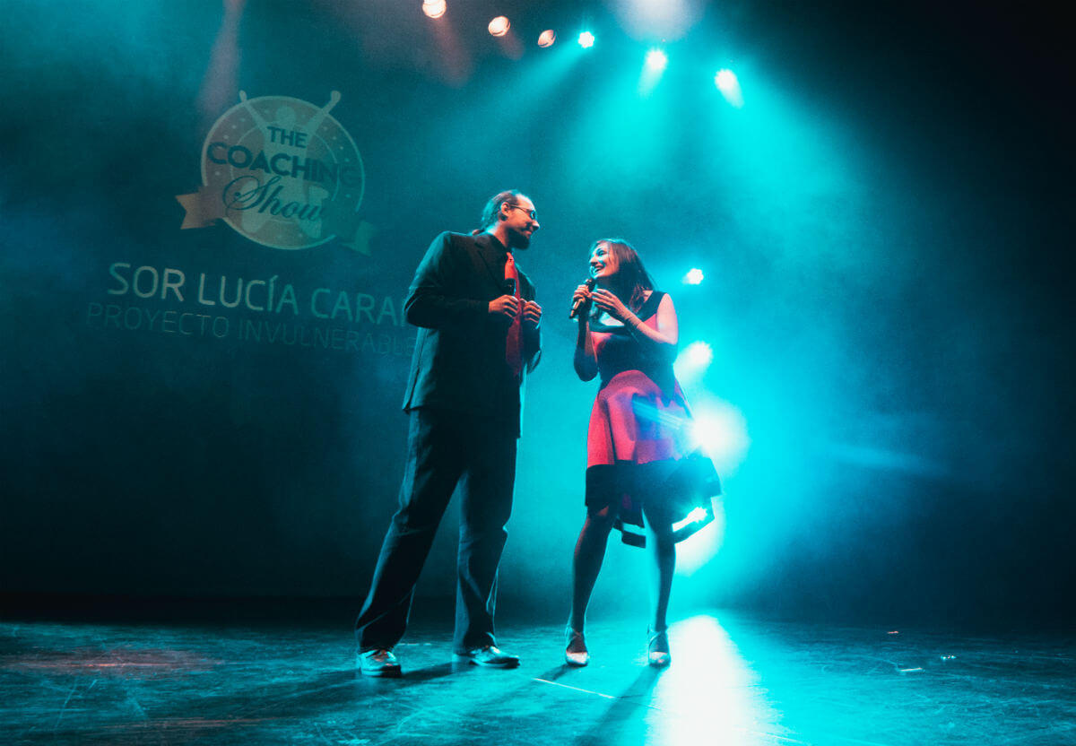 Profesores de canto concierto Espai Coriveu